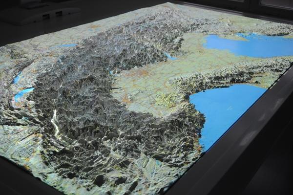 3D Alpen Beamer