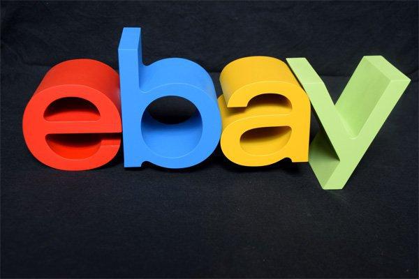 3D Logo ebay
