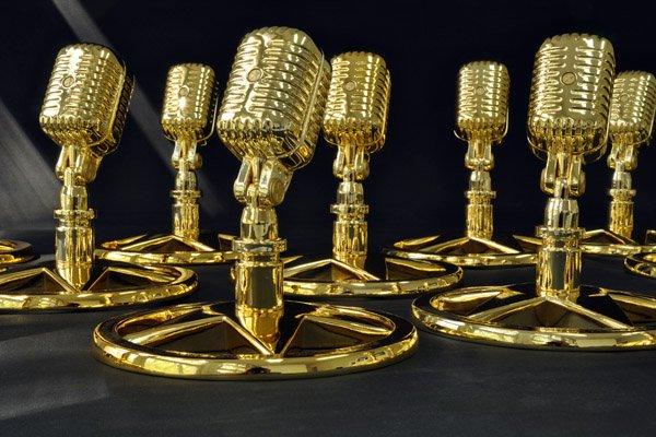 Das Goldene Mikrofon